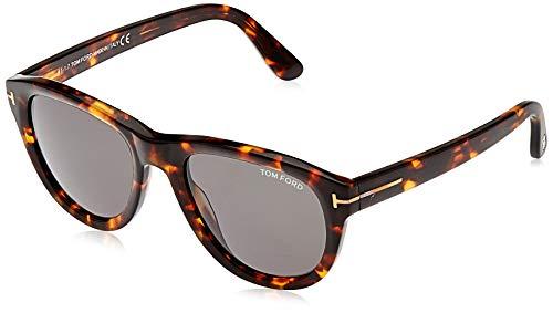 Tom Ford FT0520 FT0520-52N-Braun Schmetterling Sonnenbrille 53, Braun