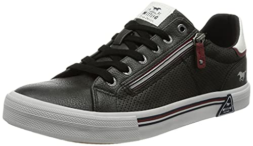 MUSTANG Herren 4162-301 Sneaker, graphit, 42 EU