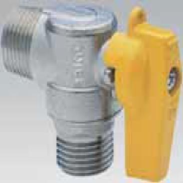 Electrolux–Grifo gas a bola–FIV M/M 90° 1/2'