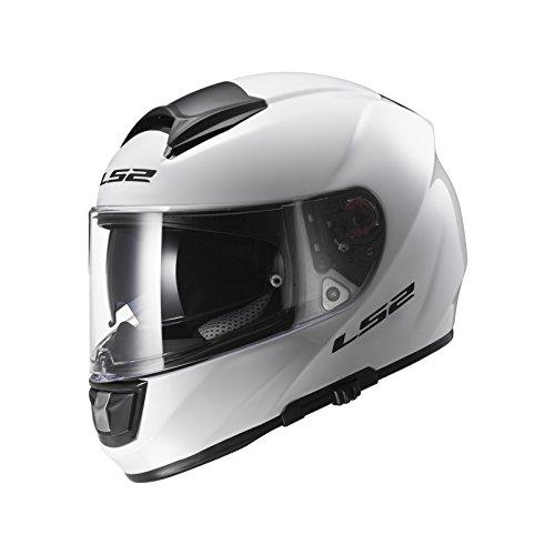FF397 Vector Integralhelm weiß S - Motorradhelm