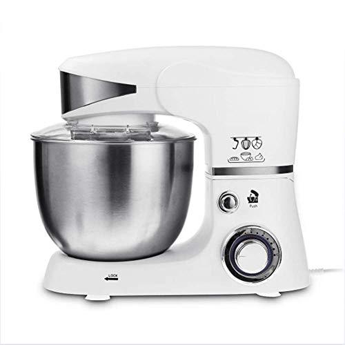Stehen 1000W Food Mixer, Küche Kuchen Mixer, 6 Geschwindigkeiten Mit 5L Edelstahlnapf Knethaken, Schneebesen & Beater Küche, Das Werkzeug