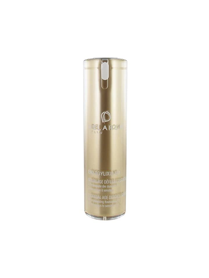 拒絶基礎理論を必要としていますDELAROM Energylixir HD Essential Age Defence Serum - For All Skin Types to Sensitive Skin 30ml/1oz並行輸入品