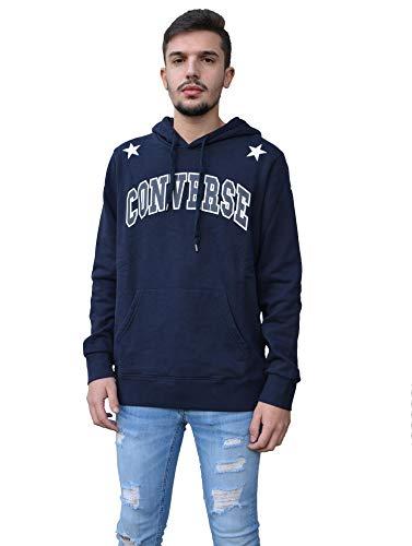 Converse Polar Sudadera con Logo de Hombre Azul