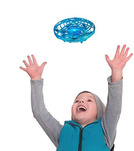 TekHome Spielzeug 3 Jahren Oder Älter Junge Mädchen, Infrarot Induktions Mini UFO Drohne für Kinder, Baby Geschenk Junge 4 5 6 7 8 9 10 Jahre, 2020 Weihnachtsgeschenke Gartenspielzeug für Kinder.