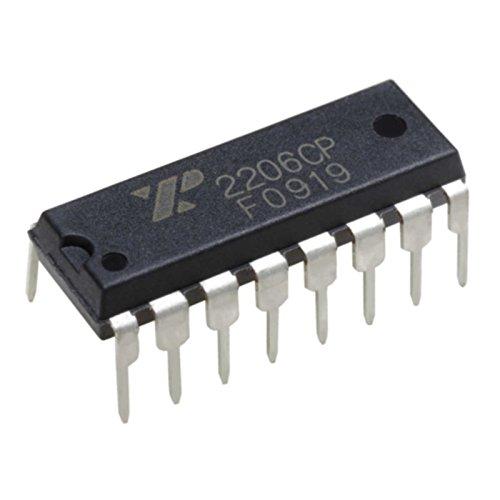 Funktionsgenerator XR2206 CP XR 2206