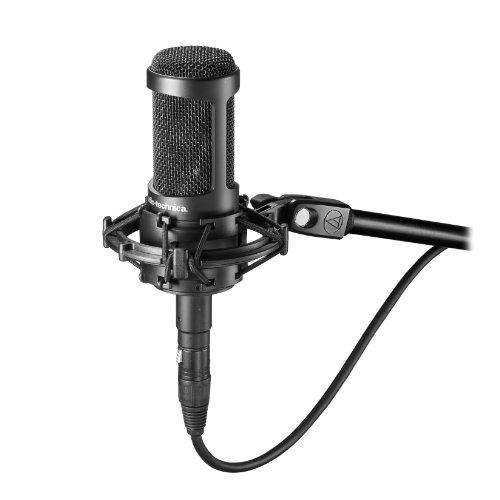 Audio-Technica AT-2050 Kondensatormikrofon Studio-Mikrofon