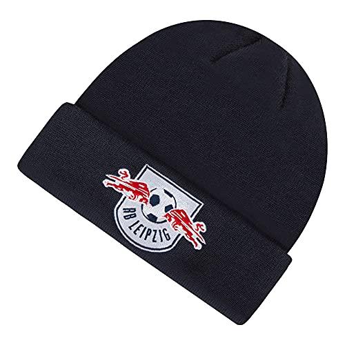 RB Leipzig Club Beanie Wintermütze (one Size, Navy)