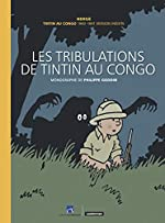 Les tribulations de Tintin au Congo de Hergé