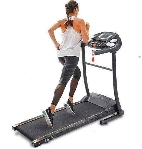 Merax Treadmill Folding Electric Treadmill Motorized Running...