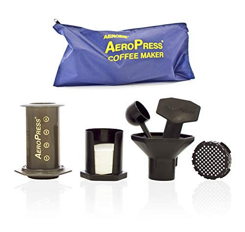 Aerobie AeroPress mit Nylon-Transporttasche