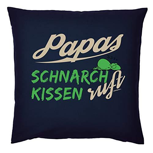 Mega-shirt geschenk voor vaderdag kussen met vulling Papas snurk kussen Ruft Cool kussen voor vaders Kerstmis verjaardag mannen vader