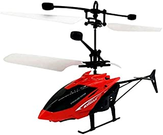 FLQ123 Helicopter Toy, Induction Aircraft, Children's Gifts, Birthday Holiday, 4 Years Old or Older, Suitable for Men and Women, Indoor and Outdoor