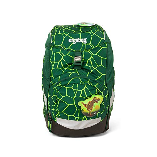ERGOBAG - Prime Backpack Single, Mochilas Unisex Niños, Mul