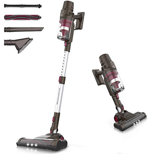 ORFELD Cordless Vacuum, 22000pa Stick Vacuum 5 in 1, Smart Sensor Tech,...