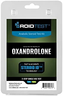 Oxandrolone Test/Refill by ROIDTEST