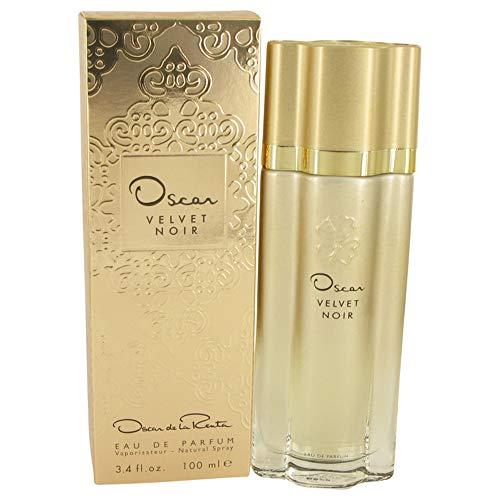 Oscar de la Renta Velvet Noir Eau de Parfum Donna, 100 ml