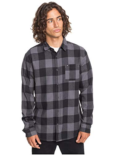 Quiksilver Flannel-Camisa...