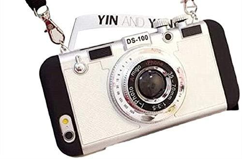 Neue Emily in Paris Handyhülle Vintage Kamera, Für iPhone 11/12 PRO MAX, Für iPhone X/XS Weiß