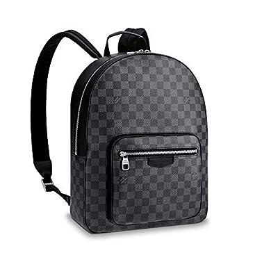 Louis Vuitton Josh Backpack (Damier Graphite)