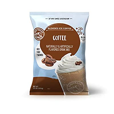 Big Train Blended Ice Coffee, Coffee Flavor, 3.5 Pound(Packaging may vary)
