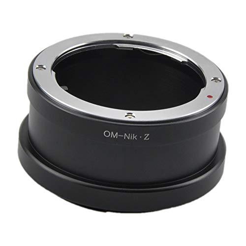 OM-Niko Z - Anillo adaptador para objetivo Olympus OM de 35 mm,...