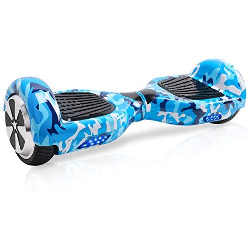 Patinete Electrico Hoverboard Camuflaje  Marca Mangoo