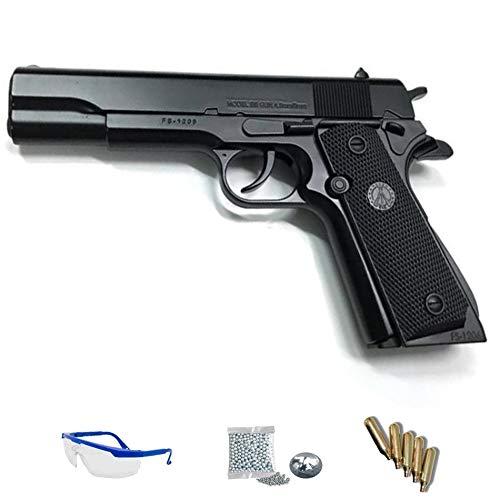FS 1206 | Pack Pistola Aire comprimido CO2 balines