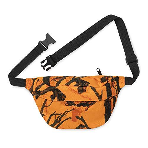 Carhartt WIP Payton Hip Bag Umhängetaschen Geldgürtel Gürteltaschen mit 7kmh Aufkleber