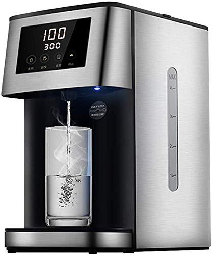 FEE-ZC Navidad 5 Segundos Dispensador eléctrico de Agua Caliente de Calentamiento instantáneo,...