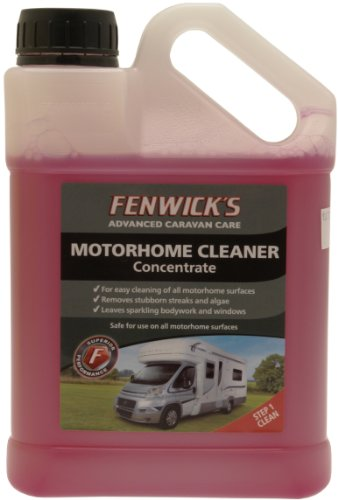 Fenwicks 304 Motorhome Cleaner-Transparent, 1 litres