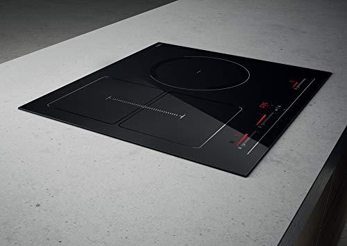 Elica EGL324BL Elica EGL324 24 Inch Wide 3 Burner Induction Cooktop with Bridge Zone and Pot De 1