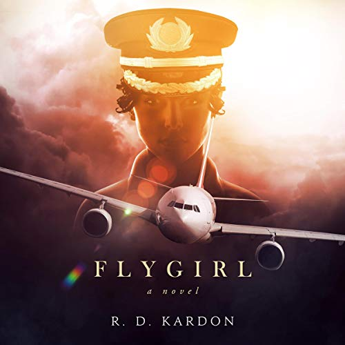 Flygirl audiobook cover art