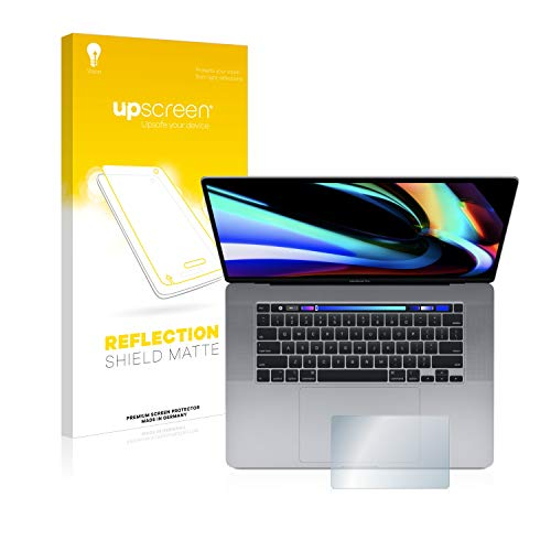 upscreen Entspiegelungs-Schutzfolie kompatibel mit Apple MacBook Pro 16