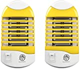 SOBAKEN Mosquito Zapper - Electronic Fly Killer -...