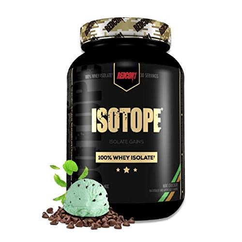 Redcon1 Isotope, Mint Chocolate Ice Cream, 2 Pound