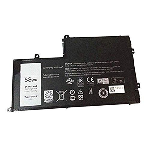 BOWEIRUI 0PD19 (7.4V 58Wh 7600mAh) Laptop Battery Replacement for Dell Inspiron 15 5547 5442 5542 0DFVYN 0PD19 5MD4V 86JK8 DFVYN Series TRHFF OPD19