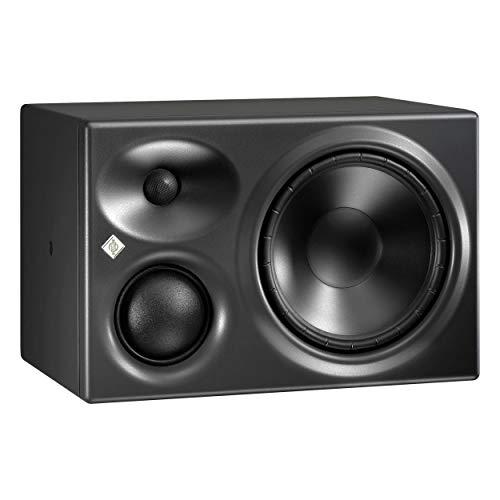 NEUMANN KH 310D Links Active Studio Monitor mit Digital Eingang und Delay, 300W Full AC Ausgang, 75Ohm BNC und 110ohms XLR Impedanz