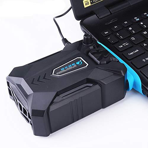UPA Radiador Portátil Ventilador de Refrigeración,Enfriador Externo,USB
