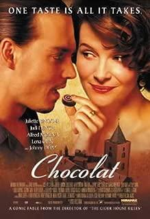 Best chocolat movie poster Reviews