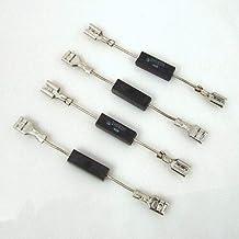 4 rectificadores de diodo de alto voltaje para horno de microondas 2 x 062 H.