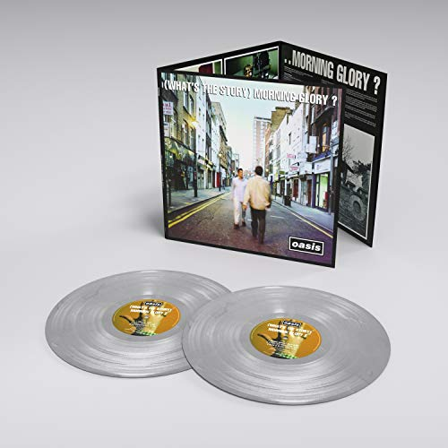 (What's The Story) Morning Glory? (25th Anniversary Limited Edition Silver Vinyl) [VINYL]