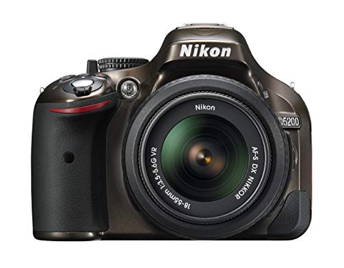Review Of Nikon D5200 24.1 MP CMOS Digital SLR with 18-55mm f/3.5-5.6 AF-S DX VR NIKKOR Zoom Lens (B...