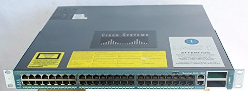 Cisco Catalyst 4948 Stand L3 Switch
