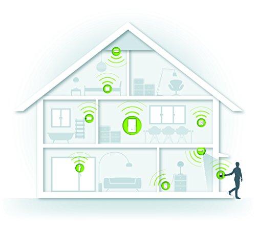devolo Home Control Zentrale (Smart Home Steuereinheit, Z-Wave Hausautomation, intelligente Haussteuerung per iOS/Android App, Smarthome zum Selbermachen) weiß - 5