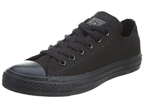 Converse Chuck Taylor All Star, Unisex - Erwachsene Sneaker, Schwarz (Black Mono), Gr.40 EU