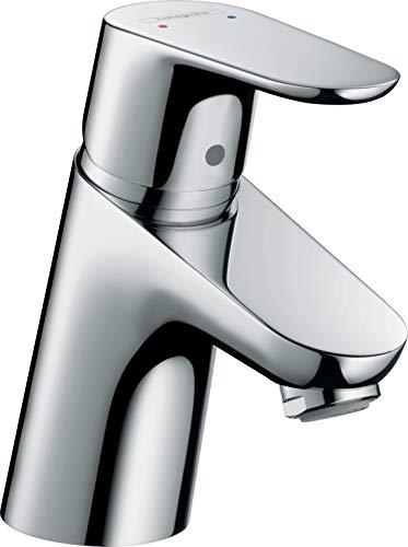 hansgrohe Wasserhahn Focus für Niederdruck (Armatur mit Auslauf Höhe 70mm), Chrom