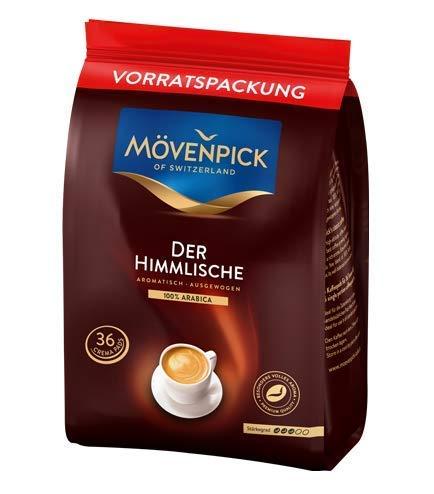 MÖVENPICK Der Himmlische Kaffeepads 6x36er