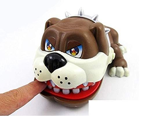 Jeu d'adresse premium Bully chez le dentiste - Jeu d'action - Jeu éducatif de médecin pour chien - Jeu de réflexes - Marque Hukitech