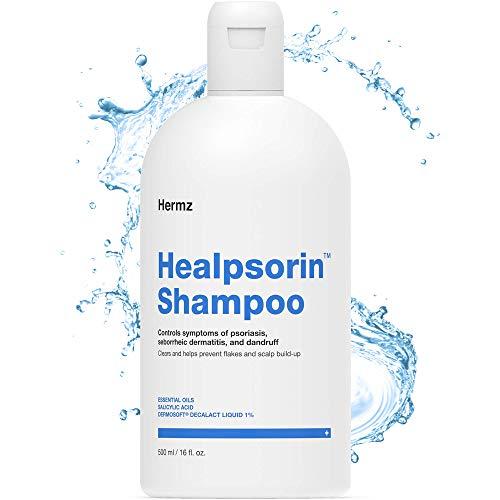 Shampooing Healpsorin 500 ml pour le traitement du...
