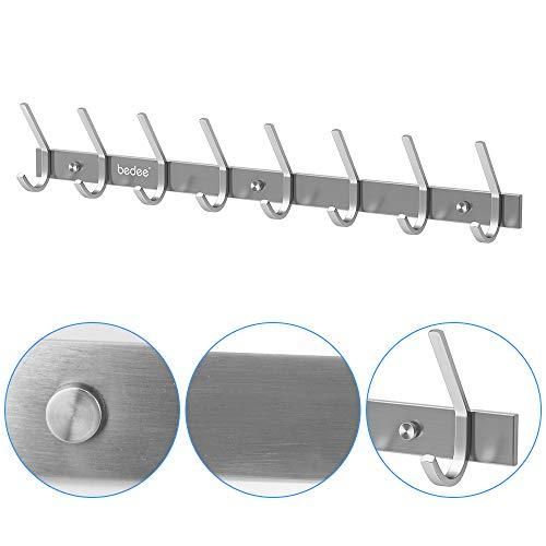 Bronce TOPBATHY Percha giratoria Gancho de Metal Brazo oscilante Colgador de Pared de Gancho Triple para ba/ño Cocina Dormitorio
